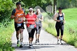 Hofmühl Volksfest-Halbmarathon Gloffer Werd
