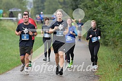 Hofmühlvolksfest-Halbmarathon Gloffer Werd